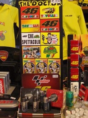 Tavullia e Valentino Rossi